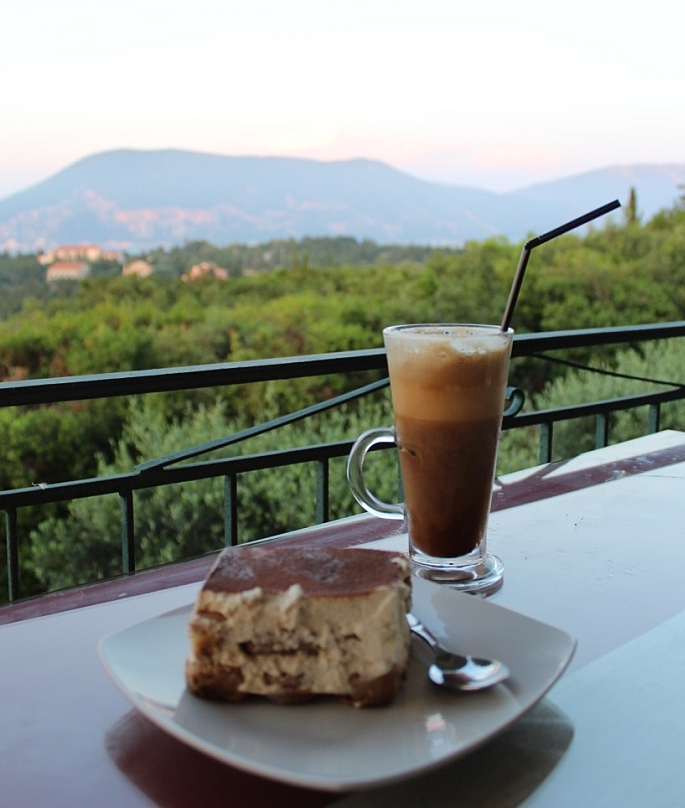 Mirella's restaurant Kefalonia Greece review