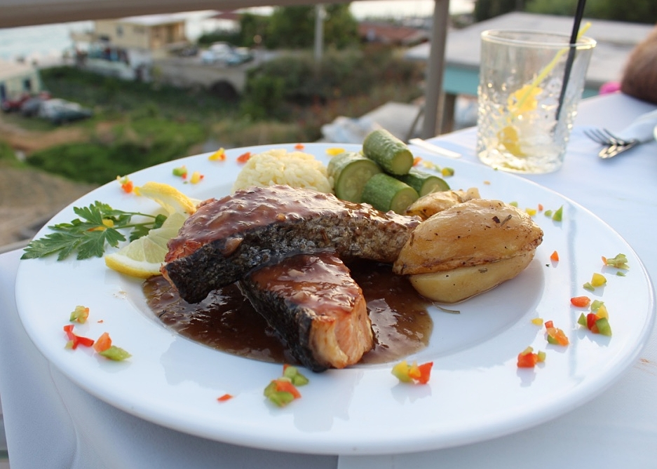 Lorraine's Magic Hill Kefalonia restaurant review