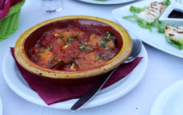 Spiros Kefalonia Greece restaurant review