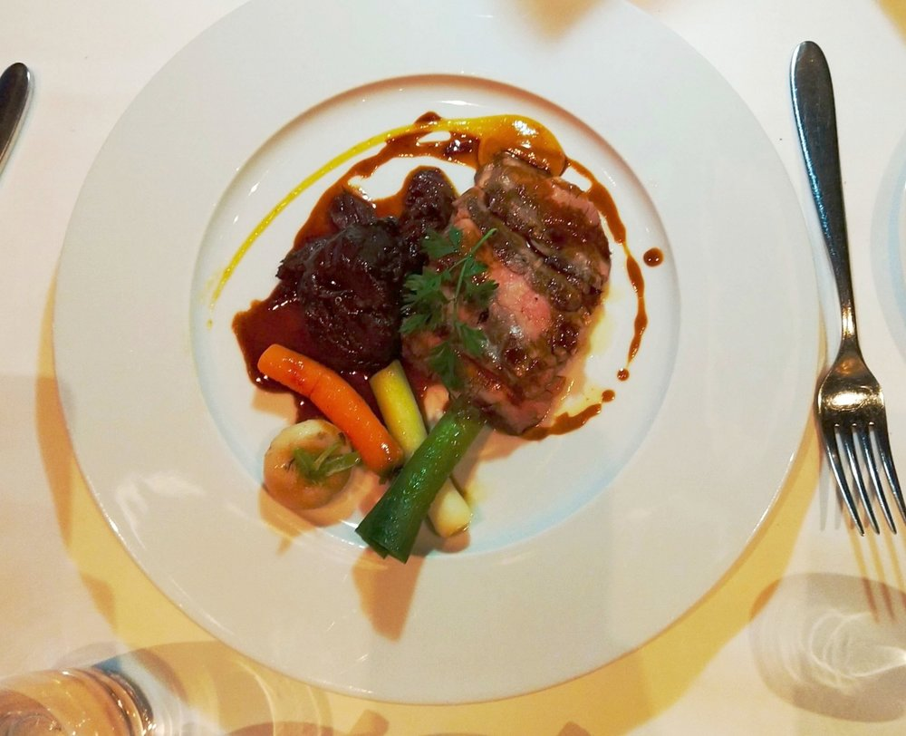 OXO Tower Restaurant, Bar and Brasserie Review