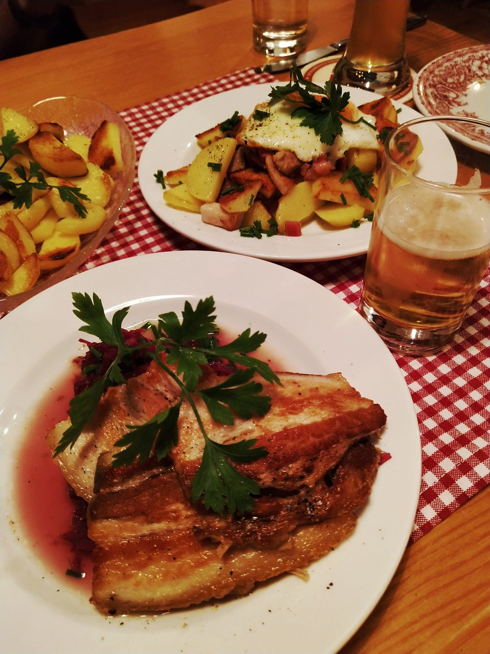Austrian traditional food