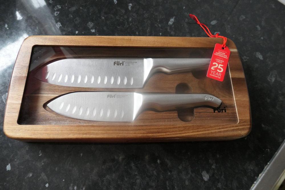 Furi Knives Christmas gift guide