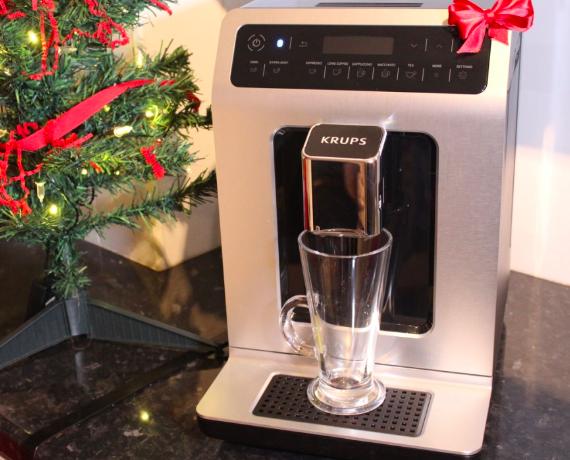 krups coffee machine gift guide
