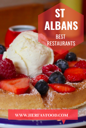 Best restaurants St Albans