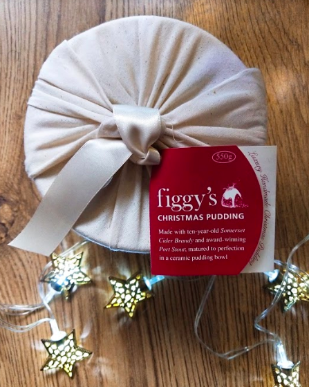 Figgy Christmas Pudding Foodie Christmas gift guide