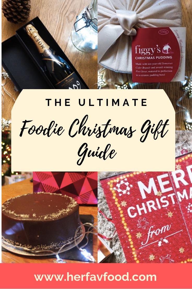 Foodie Christmas Gift Guide