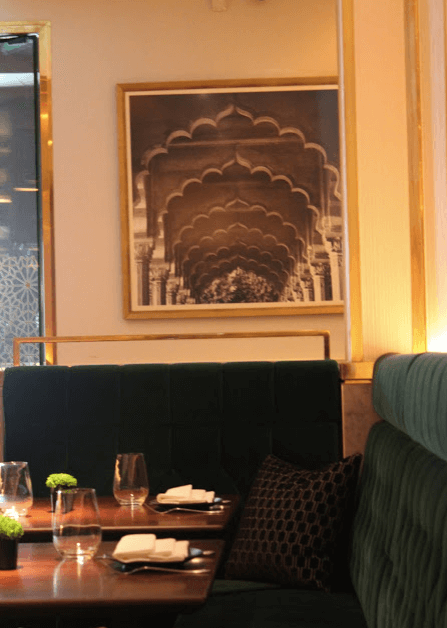 Indian Accent Restaurant London
