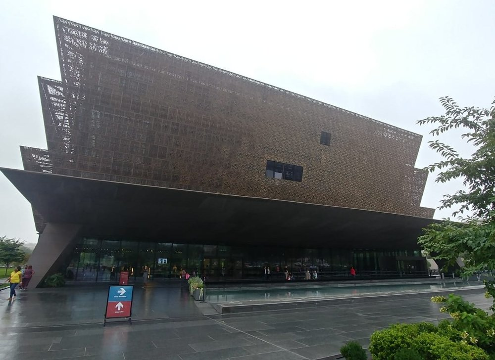 National Museum of African American History and Culture Smithsonian Institution Washington DC