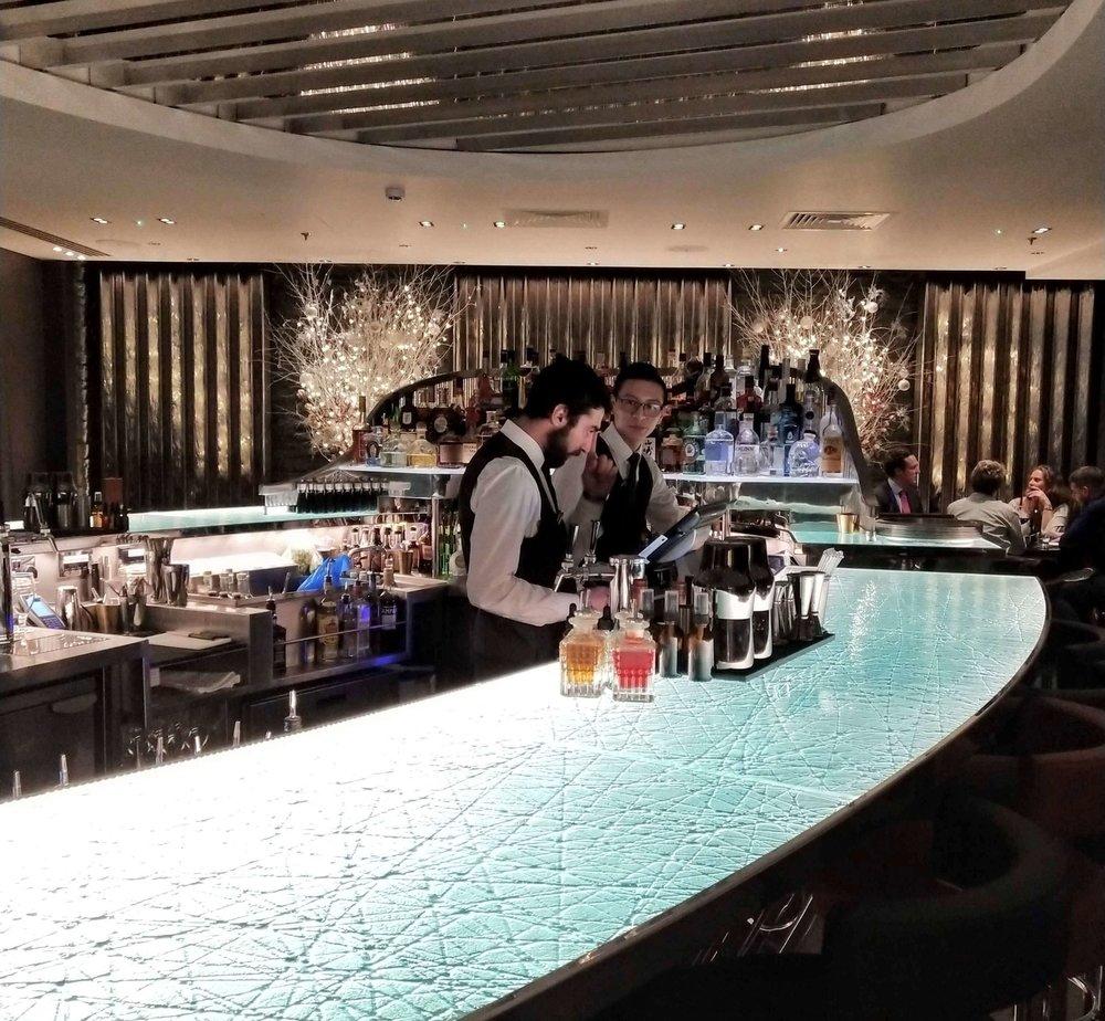 POTUS bar Restaurant Vauxhall London