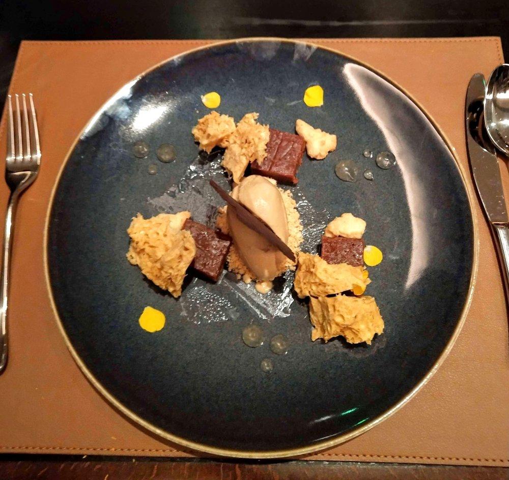 down Mexico way spiced chocolate tart POTUS restaurant vauxhall London