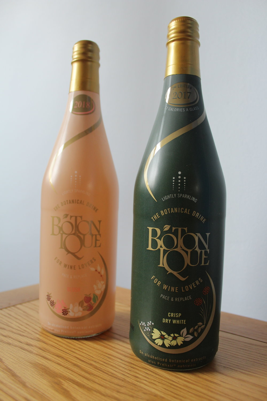 Botonique non alcoholic wine Dry January