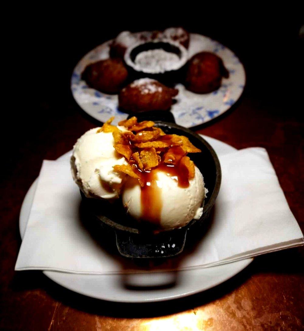 cornflake sundae The Blues Kitchen Restaurant - Shoreditch