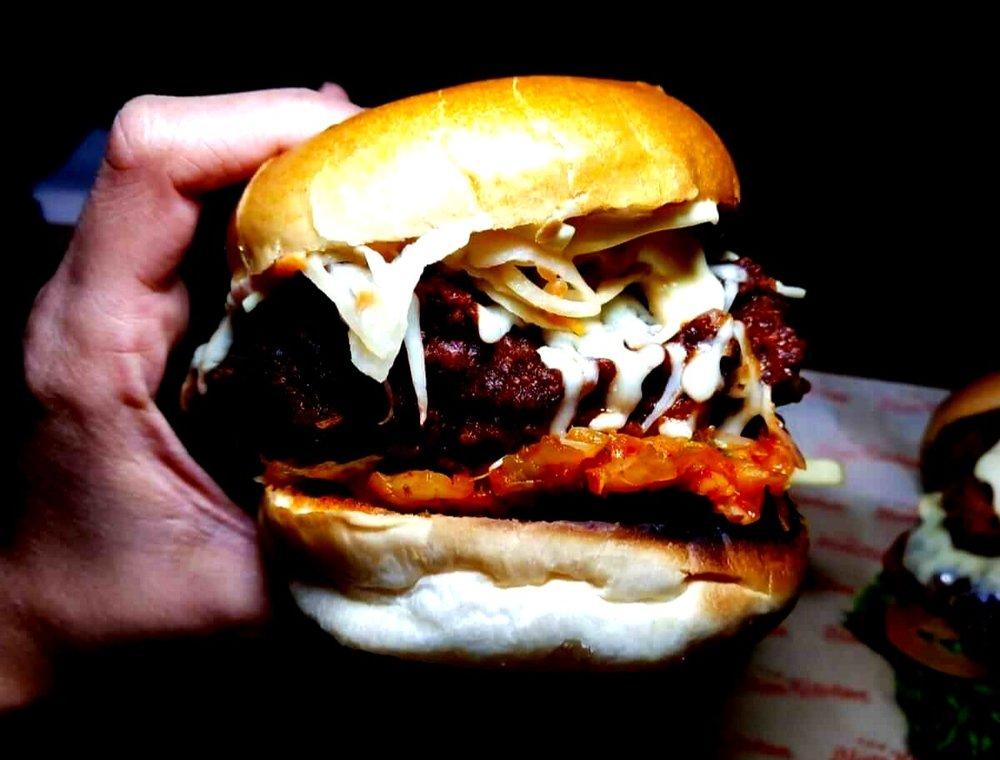 korean+fried+chicken+sandwich+at+The+Blues+Kitchen+Restaurant+-+Shoreditch