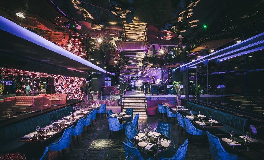 restaurant Opium London Nightclub