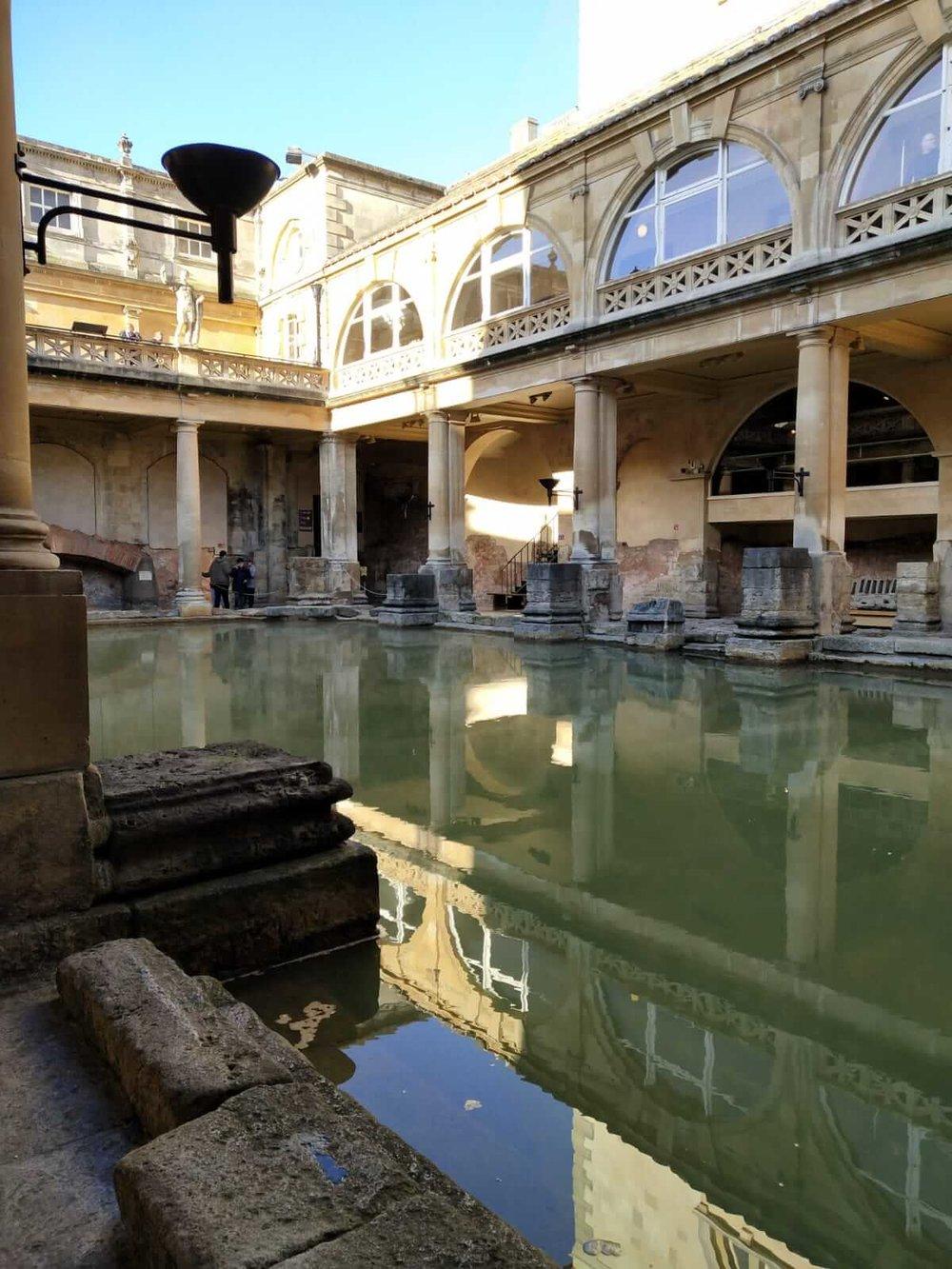 Roman Baths UK