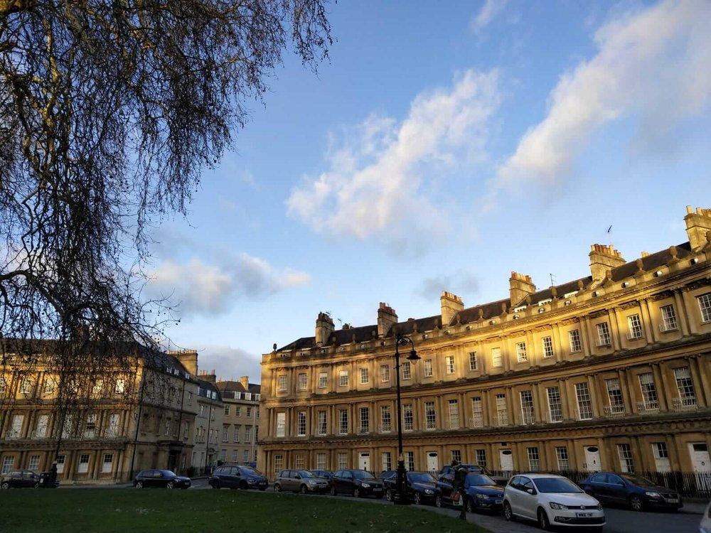 Best architecture in Bath