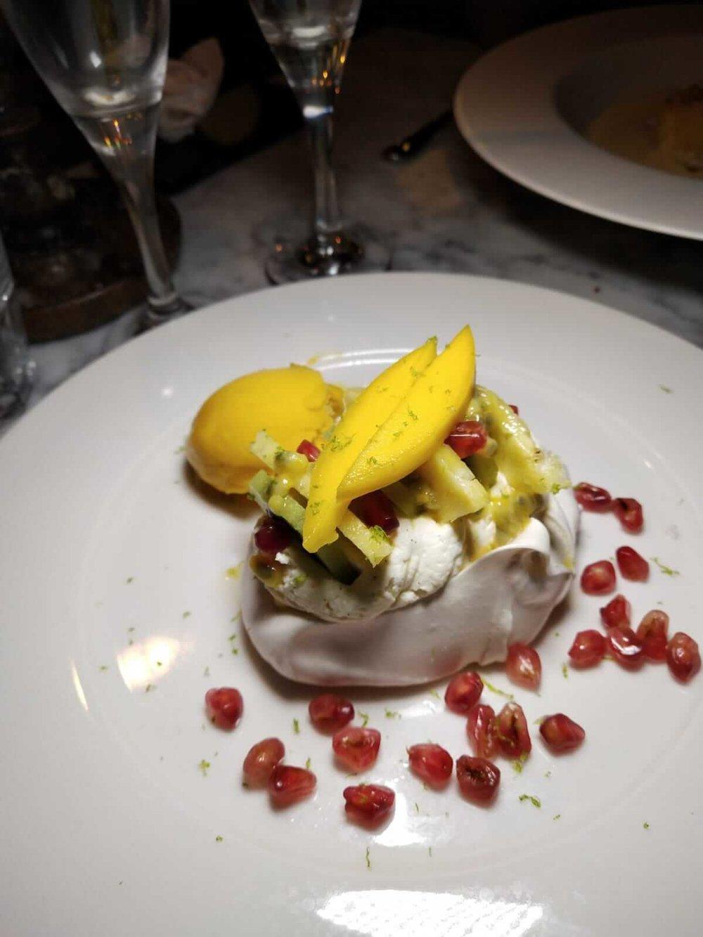 Meringue Dessert in Bath