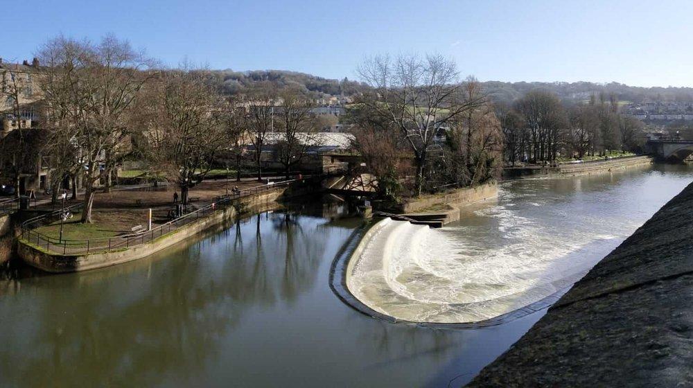Bridges in Bath UK