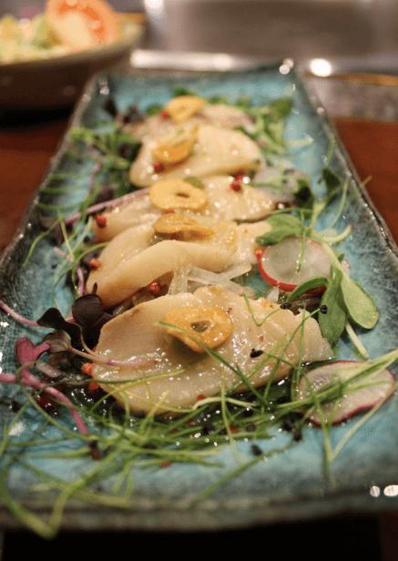 Benihana Chelsea sushi