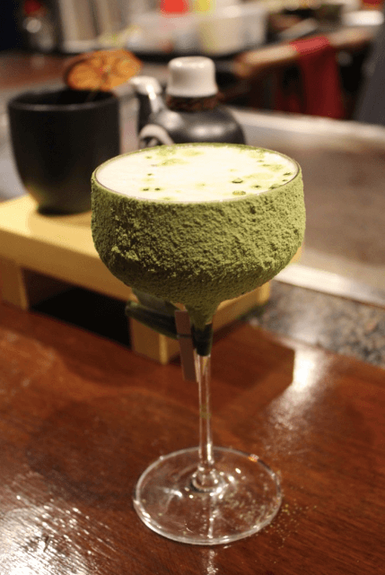Benihana Chelsea cocktails