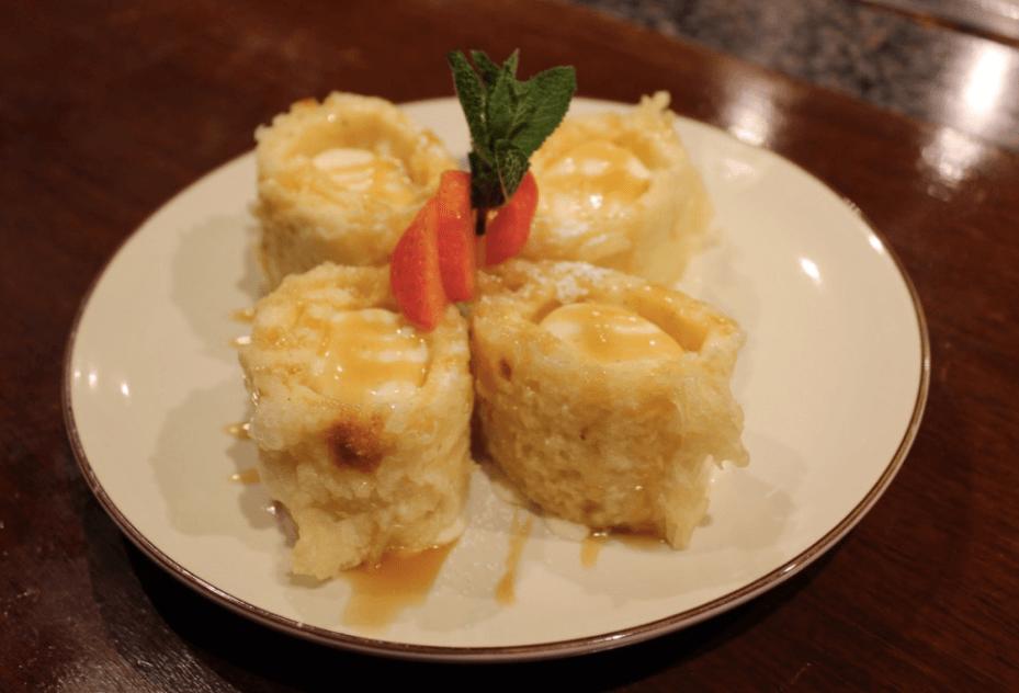 Benihana Chelsea dessert
