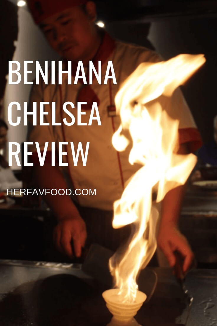 Benihana Chelsea restaurant review