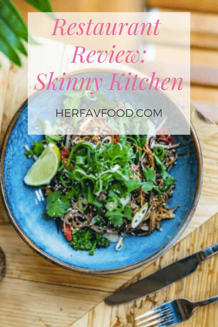Restaurant Review Skinny Kitchen