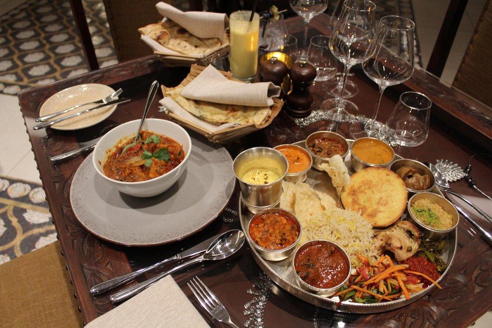 Choki Dhani London dinner review