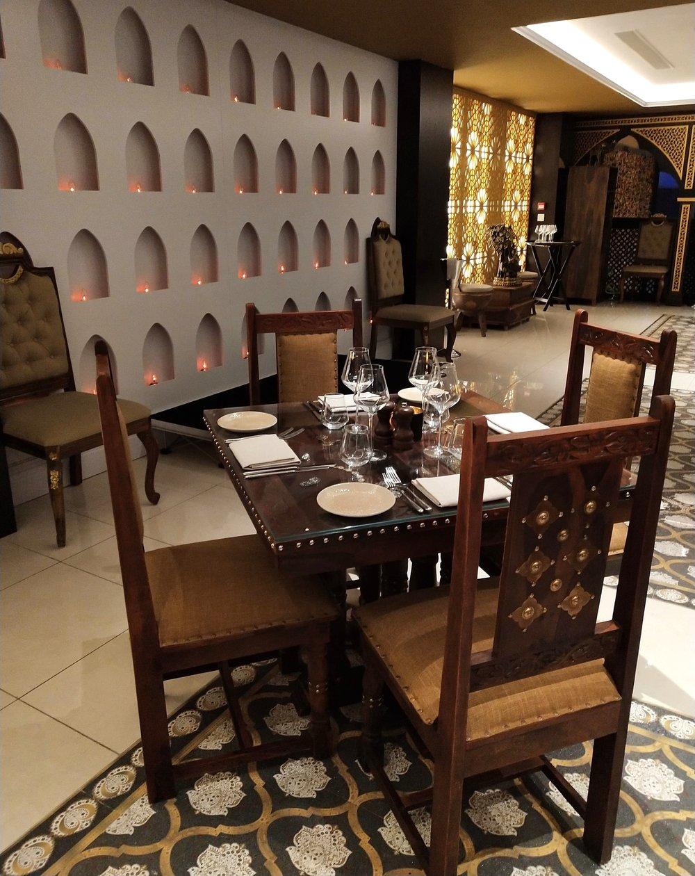 Choki Dhani London restaurant