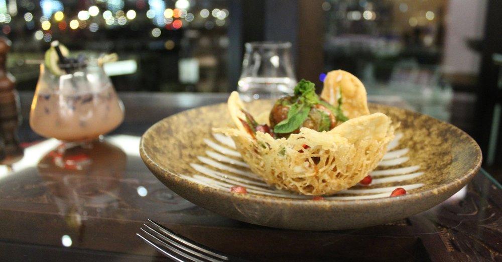 Chokhi Dhana London menu
