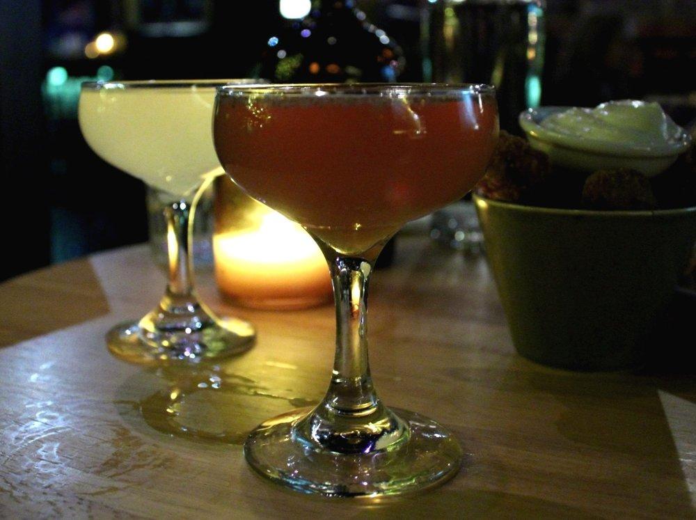 Burlock rum bar cocktails