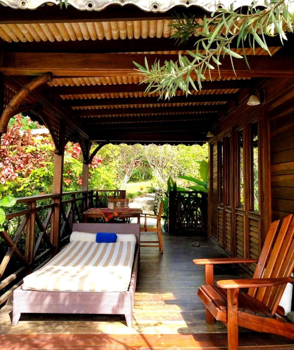 Calabash Cove St Lucia cottage