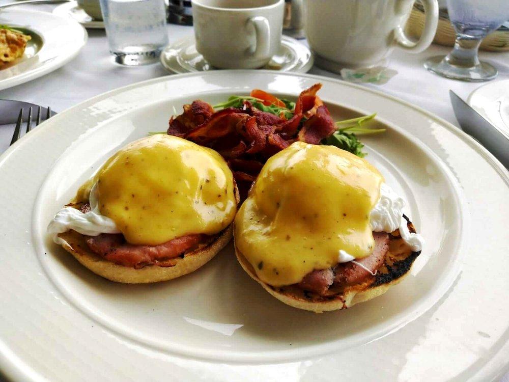 Calabash Cove St Lucia breakfast