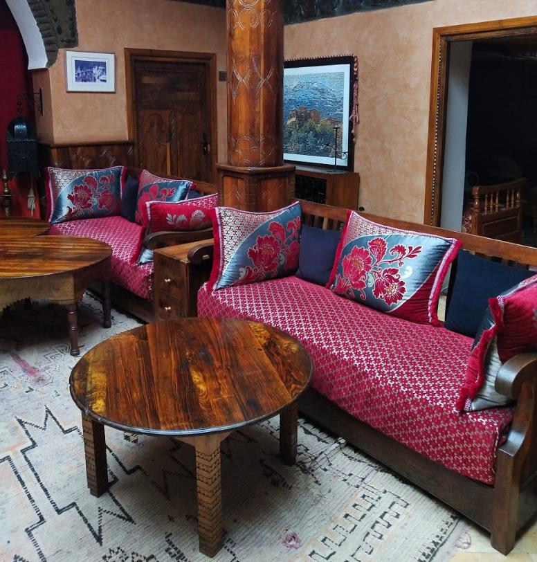 Kasbah du Toubkal - Paradise Mountain Retreat, Morocco