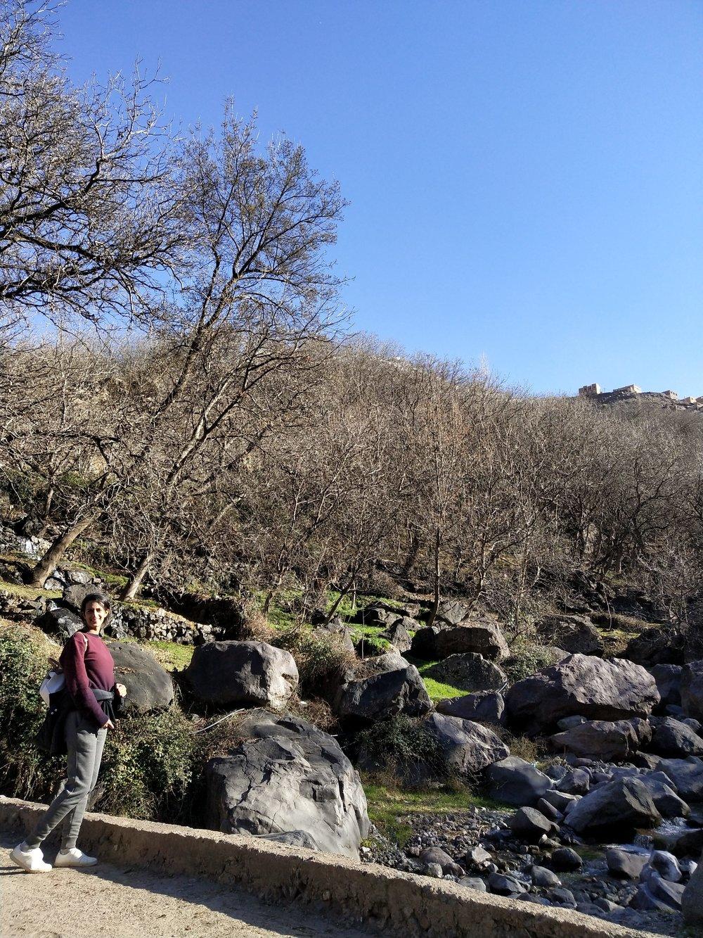 Trecking in Imlil
