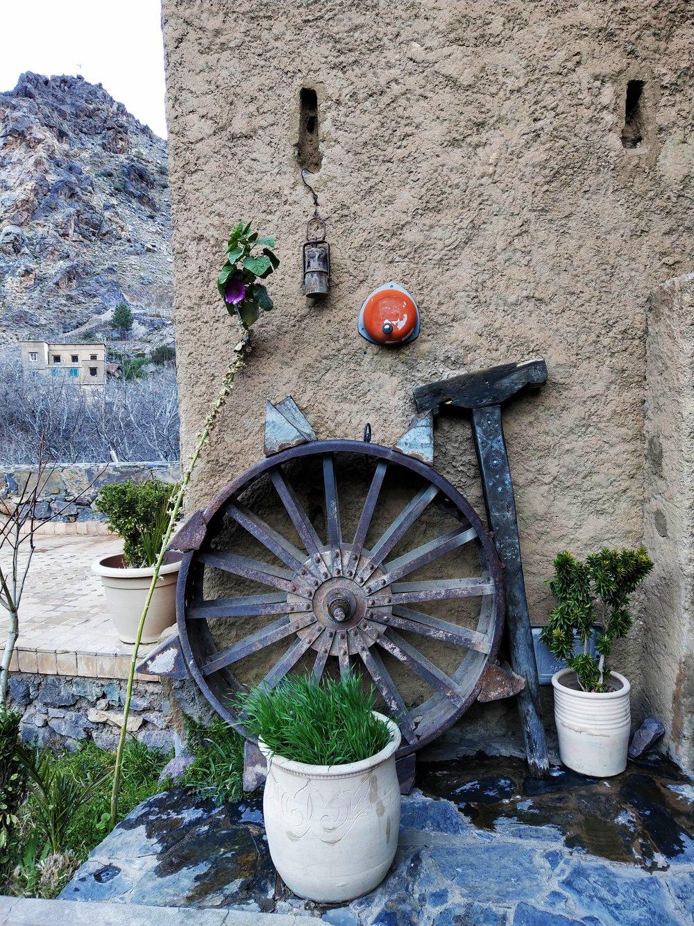 Kasbah du toubkal Morocco