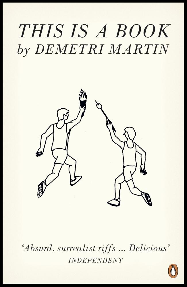 Martin's first book