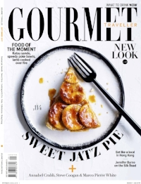 Fawk Foods article by      Gourmet Traveller 08/17