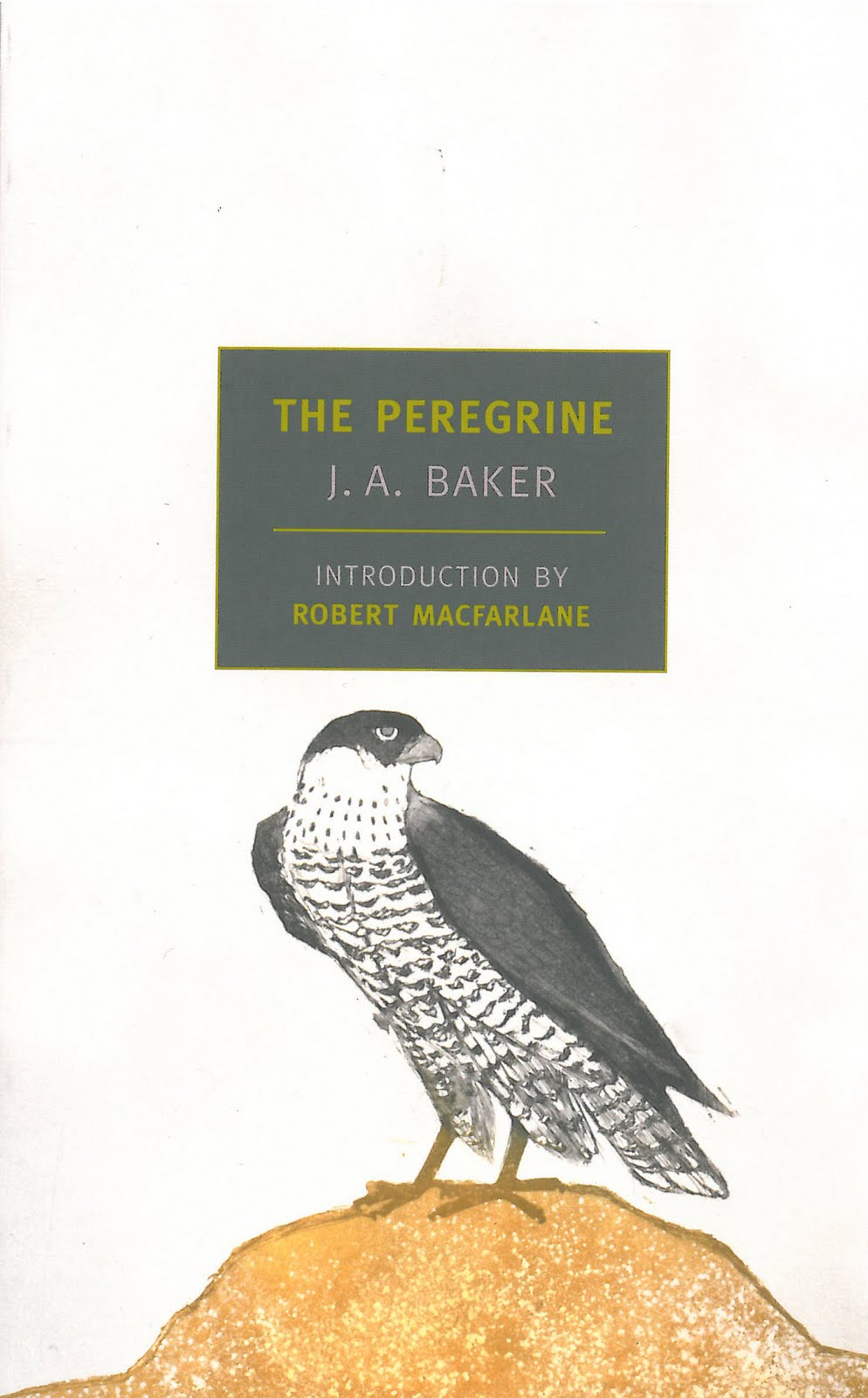 The Peregine, by J. A. Baker