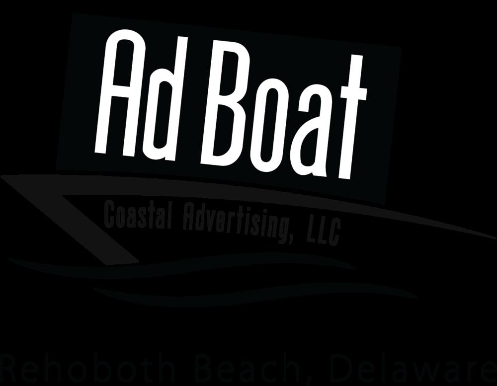 Ad Boat Coastal Advertising
