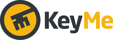 <h4>KeyMe</h4><h5>Secure and convenient way to<br>copy, share and personalize keys.</h5>
