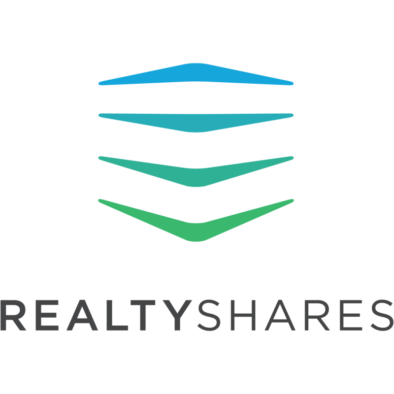 <h4>Realty Shares</h4><h5>Crowdfunding marketplace for<br>high quality real estate investments.</h5>