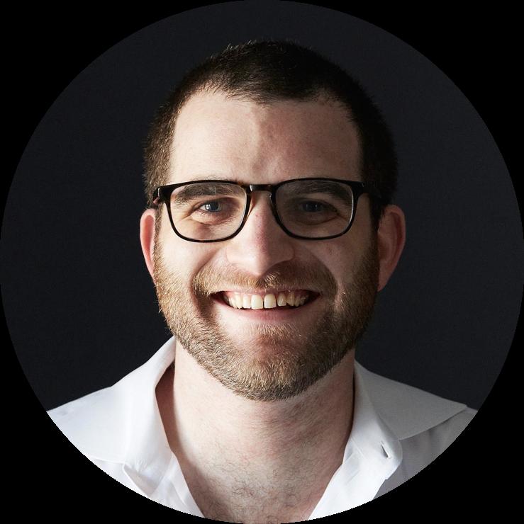 <b>Jordan Elpern-Waxman</b> <br> <em>Founder</em> <br>Olive Branch Ventures