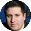 <b>Dan Fasulo</b> <br> <em>Senior Managing Director, <br>Data & Tech</em> <br>Newmark Knight Frank