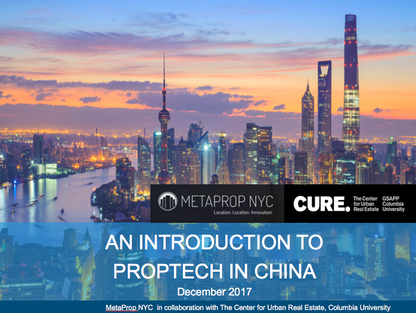 An Introduction to PropTech in China
