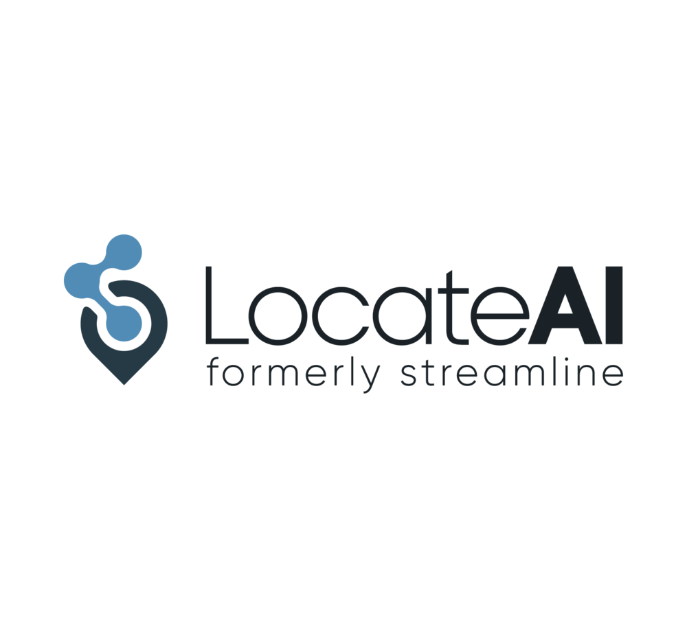 <h4>LocateAI </h4><h5>Software and artificial <br>intelligence enabling smart <br>real estate transactions <br>for the retail industry.</h5>