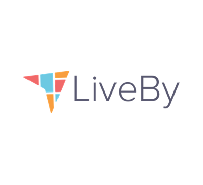 LiveBy  (Nebraska) LiveBy is a hyperlocal data company focused on empowering brokers, teams and agents with the tools to showcase their local expertise. With plug-and-play local content for websites and new, sharable Neighborhood Guides and Market Reports, LiveBy helps real estate professionals prove why they know their markets best.