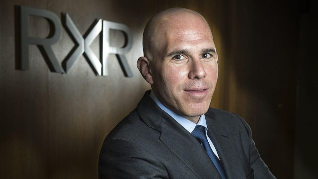 Scott Rechler welcomed the companies to RXR's headquarters