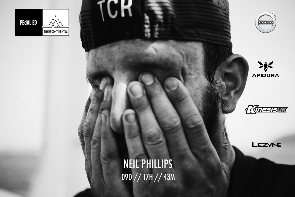Neil Phillips (172) - 9 Days, 17 hours and 43 minutes