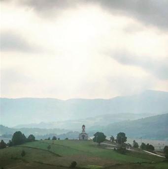"Robert Thomson (#86)""Happy Sunday from Banja Luka  #bosnia  #banjaluka  #fromwhereiride """